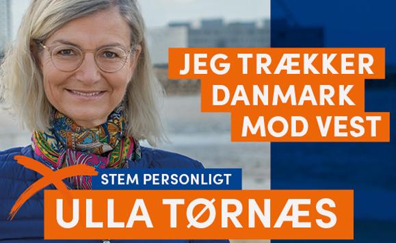 Ulla-Tørnæs-Valg kampagne 2019_linda kongerslev grafisk design
