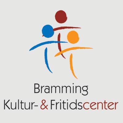 Bramming Kultur & Fritidscenter Lindakongerslev design
