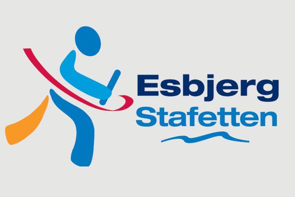 Esbjerg Stafetten logo design Linda Kongerslev
