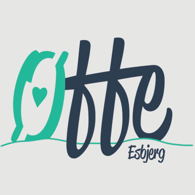 Øffe Esbjerg logo design Linda kongerslev