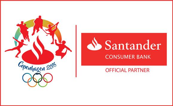 Santander Consumer Bank Ol Logo Linda-Kongerslev-Design