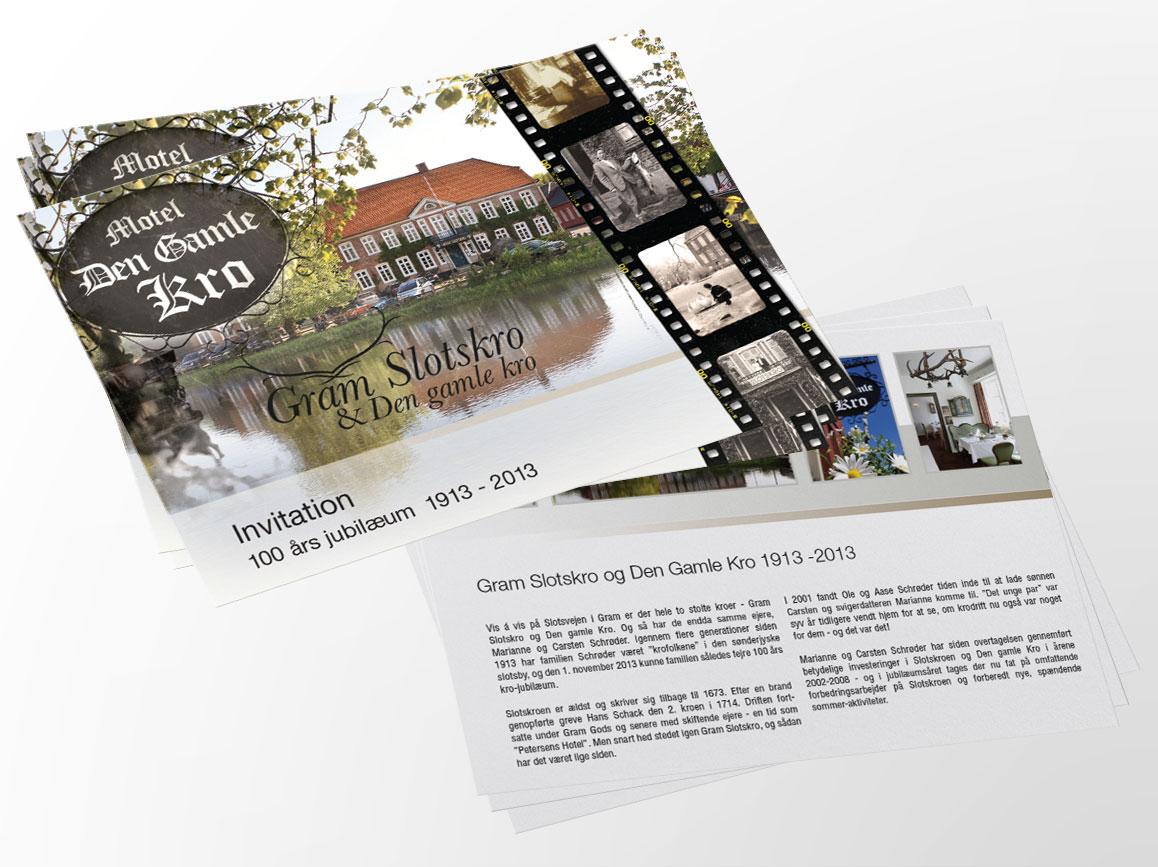 Gram Slotskro-100-aars-invitation-Linda-Kongerslev