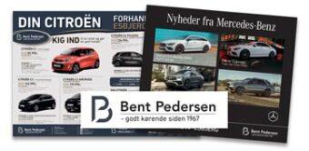 Bent Pedersen AS, Esbjerg - Linda Kongerslev Grafisk Design