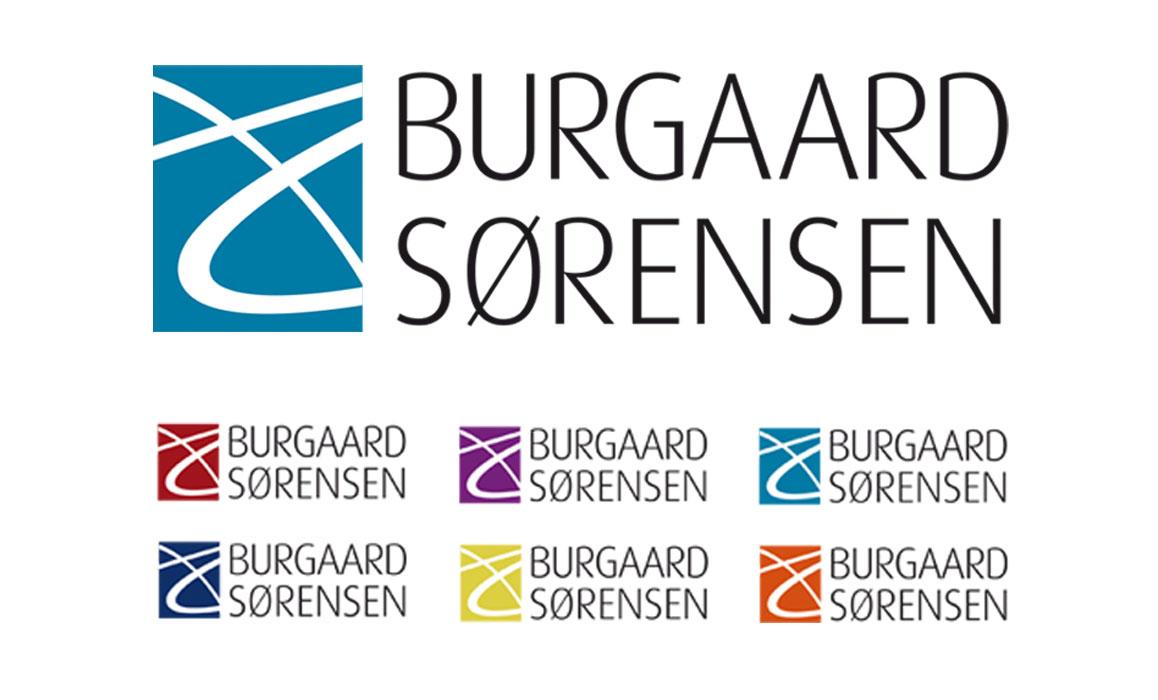 Burgaard-Sørensen-Visuelle Identitet design Linda Kongerslev