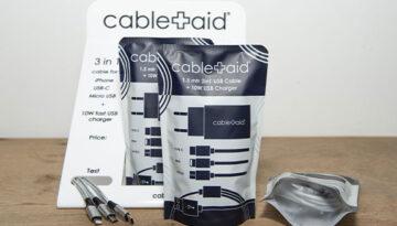 Cable Aid -lindakongerslev design
