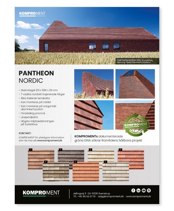 Komproment-Annonce-Pantheon-Nordic-Kornhuset-Linda-kongerslev-grafisk-design