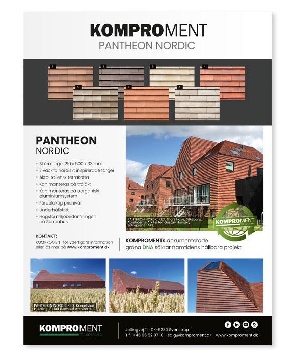 Komproment-Annonce-Pantheon-Nordic-Linda-kongerslev-grafisk-design