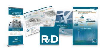 R&D A/S Engineering Company - Linda Kongerslev Grafisk Design