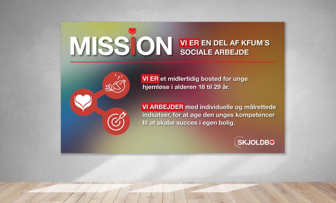 Skjoldbo-Esbjerg-vision-mission - skilteproduktion Grafisk-Design-Linda-Kongerslev