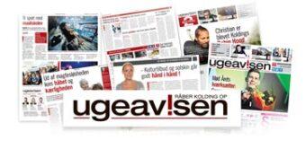 Kolding Ugeavis - Linda kongerslev Grafisk Design